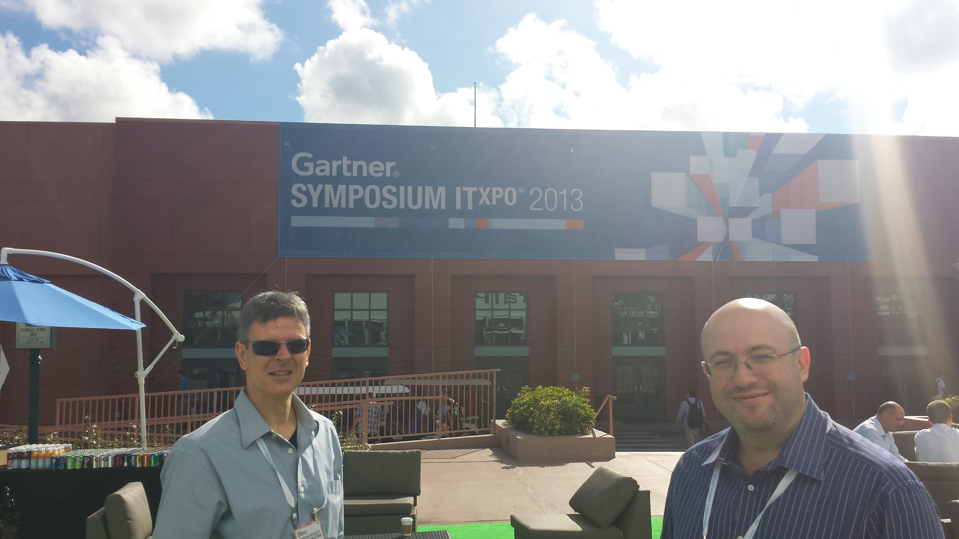 KEMP CTO Simon Roach – Observations on the Future of IT from the Gartner Symposium