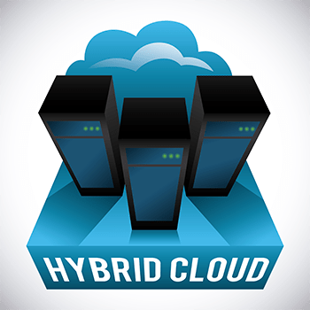 Hybrid Shift Application Delivery