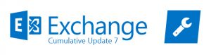 Exchange 2013 Cumulative Update 7