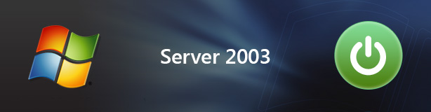 Windows Server 2003 – Der allerletzte Shutdown