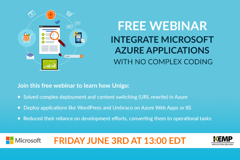 Free Webinar – Integrating Microsoft Azure Applications