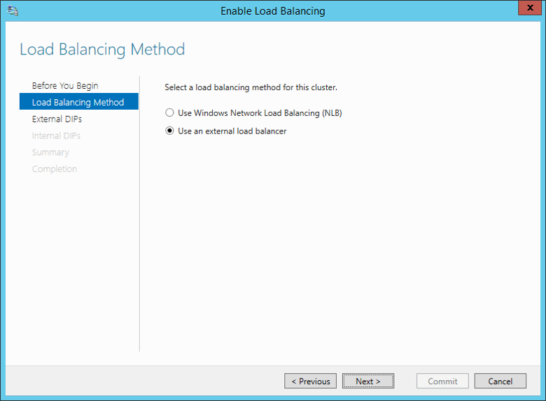 Load Balancing DirectAccess with the KEMP Loadmaster Load Balancer