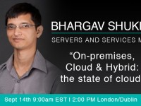 On-premises, Cloud & Hybrid: The State of Cloud