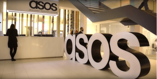 ASOS use KEMP in Microsoft Azure to handle 167 million website visits on Black Friday