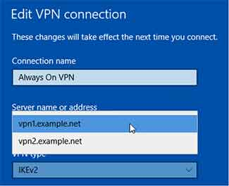Always On VPN Redundancy and Failover with KEMP LoadMaster GEO
