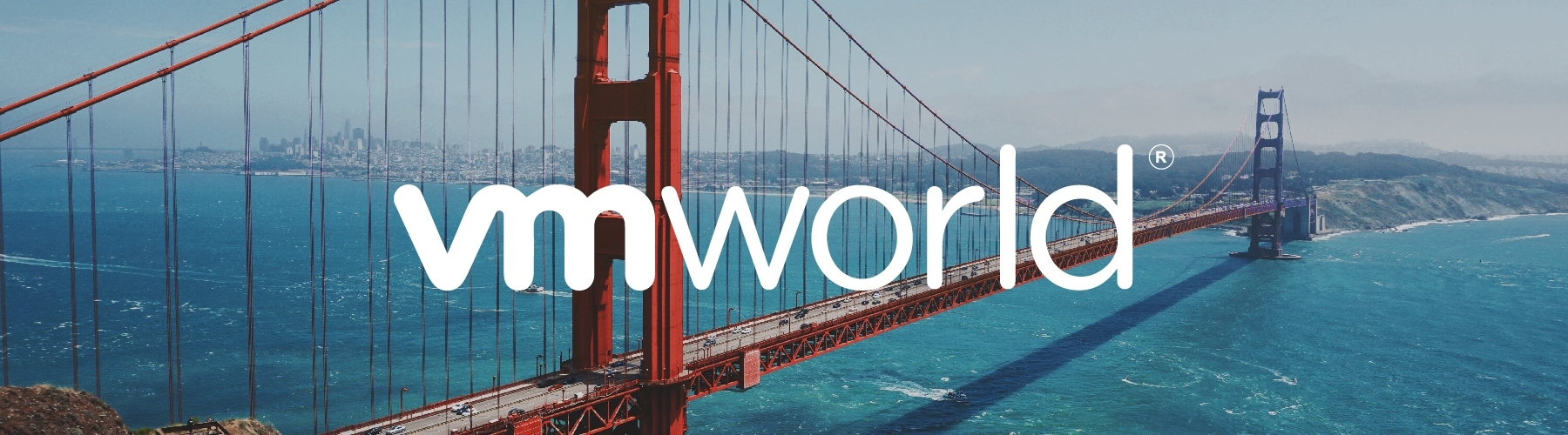 On your mark, Get ready, VMworld 2019